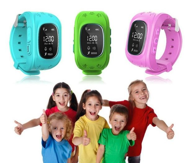 Child GPS Watch