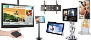 Social Media Content for Digital Signage