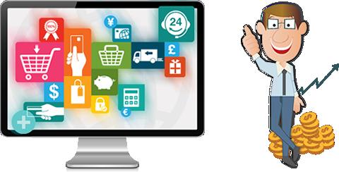 eCommerce Web Design Toronto CA
