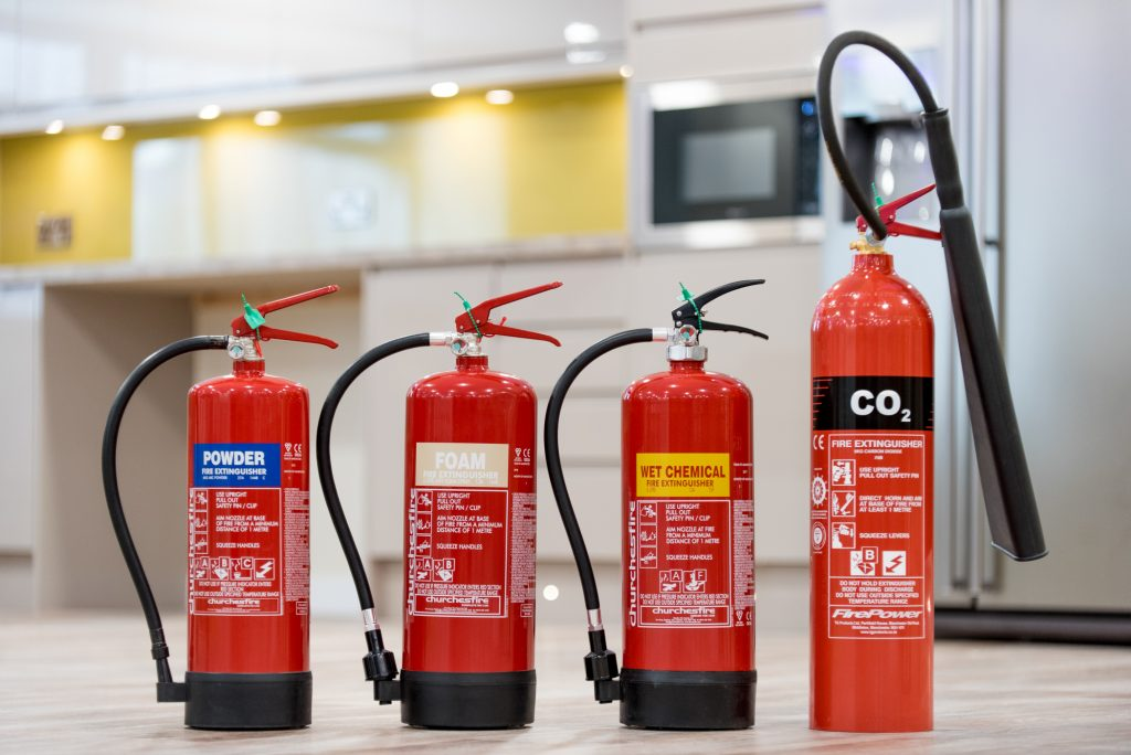 Fire Inspection For Fire Extinguishers
