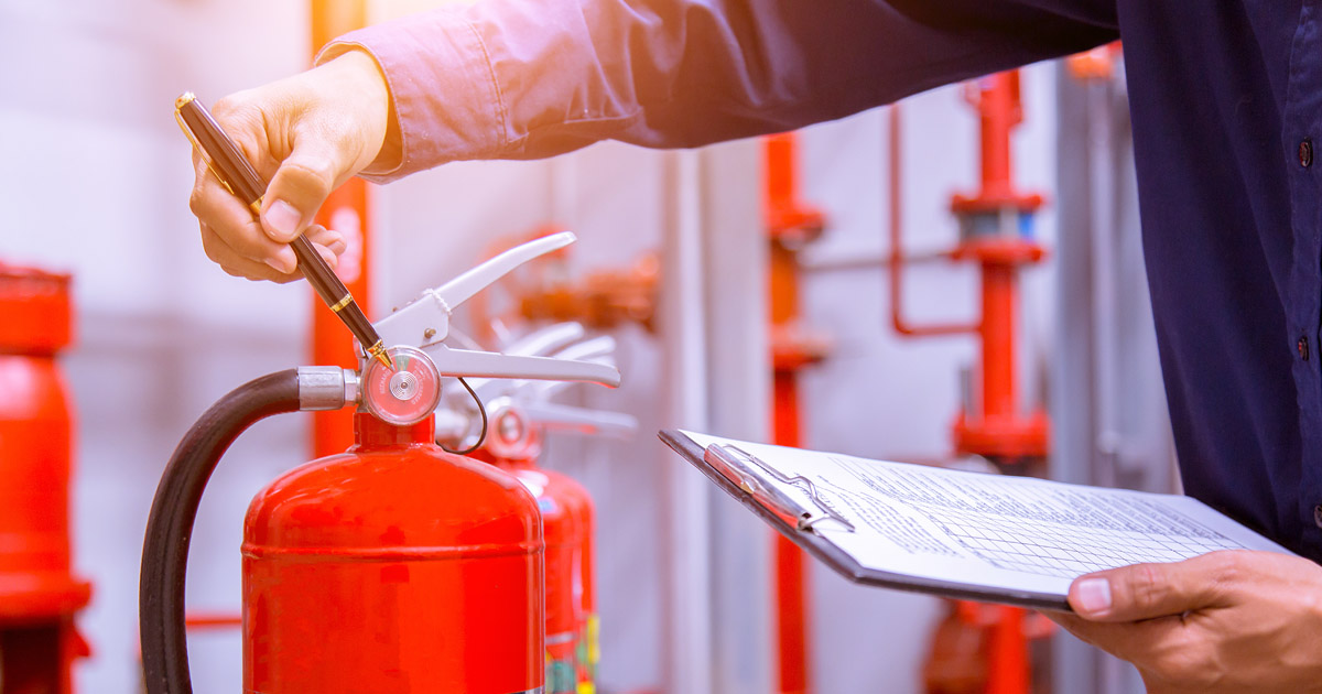 Fire Inspection Advice For Preparing Safety Inspections
